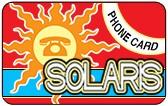 Solaris calling card