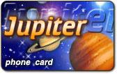 Jupiter calling card